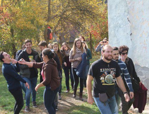 Összerázó kollégiumi hétvége, 2017